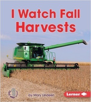 Cover: I Watch Fall Harvests