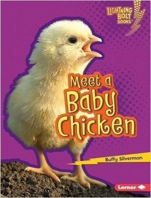 Cover: Lightning Bolt Books ™ — Baby Farm Animals — eBook Set