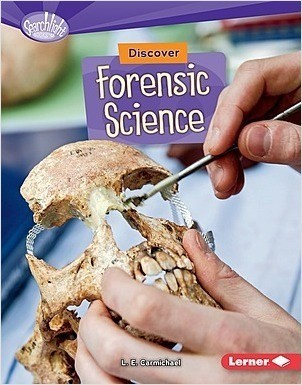 Cover: Discover Forensic Science