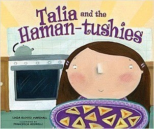 Cover: Talia and the Haman-tushies