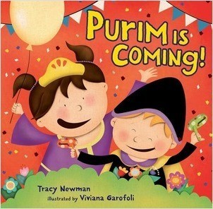 Cover: Purim Is Coming!