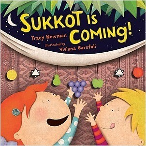 Cover: Sukkot Is Coming!
