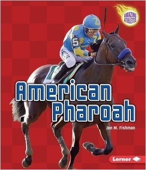 Cover: American Pharoah