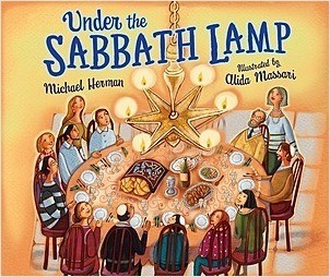 Cover: Under the Sabbath Lamp