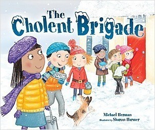 Cover: The Cholent Brigade