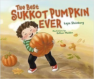 Cover: The Best Sukkot Pumpkin Ever