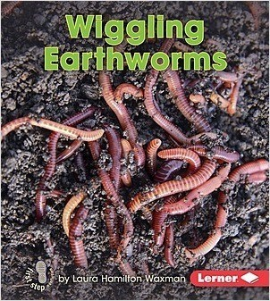 Cover: Wiggling Earthworms