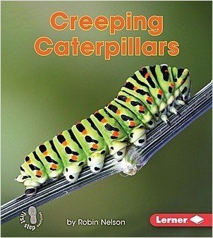 Cover: Creeping Caterpillars