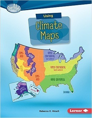 Cover: Using Climate Maps