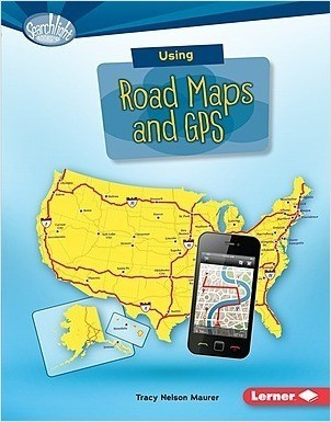 Cover: Using Road Maps and GPS