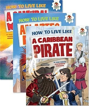 Cover: How to Live Like... — eBook Set