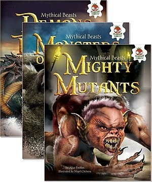 Cover: Mythical Beasts — eBook Set