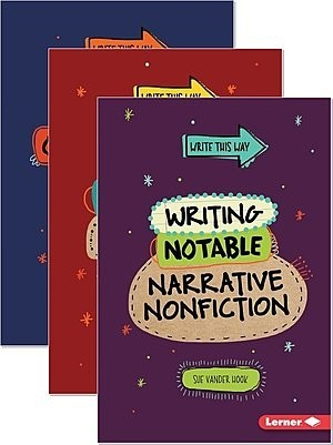 Cover: Write This Way — eBook Set