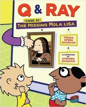 Cover: The Missing Mola Lisa: Case 1