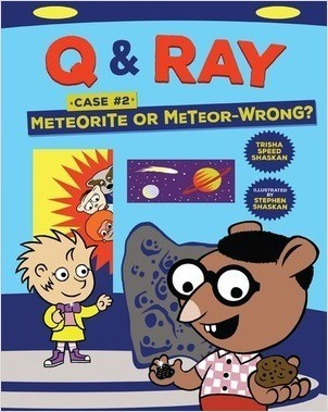 Cover: Meteorite or Meteor-Wrong?: Case 2