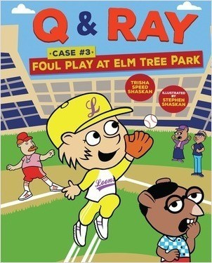Cover: Q & Ray — Paperback Set