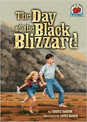 Cover: The Day of the Black Blizzard