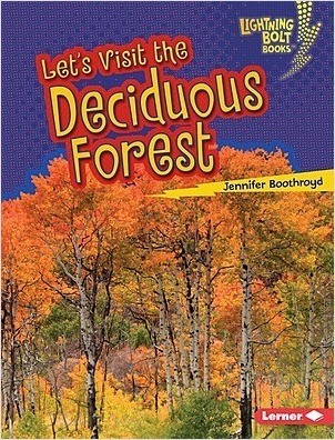 Cover: Let's Visit the Deciduous Forest