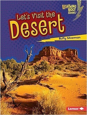 Cover: Let's Visit the Desert