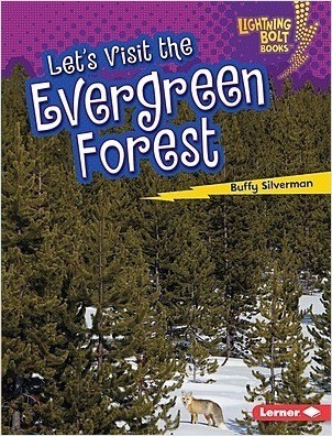 Cover: Let's Visit the Evergreen Forest