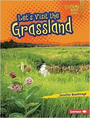 Cover: Let's Visit the Grassland