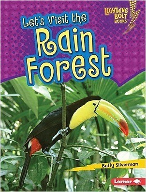 Cover: Let's Visit the Rain Forest