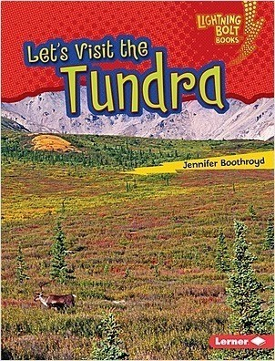 Cover: Let's Visit the Tundra