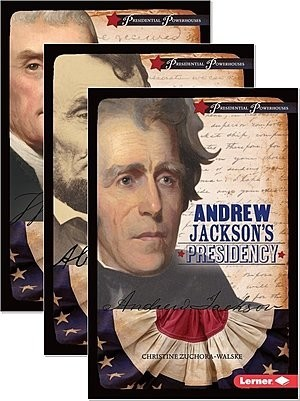 Cover: Presidential Powerhouses — eBook Set