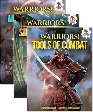 Cover: Warriors! — eBook Set