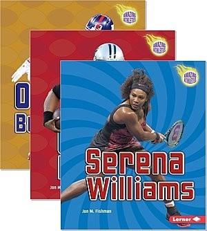 Cover: Amazing Athletes — eBook Set