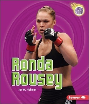 Cover: Ronda Rousey