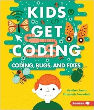Cover: Kids Get Coding — Library Bound Set