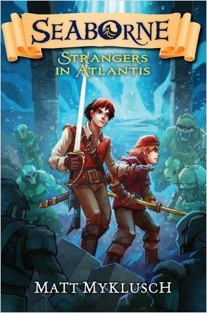 Cover: Strangers in Atlantis