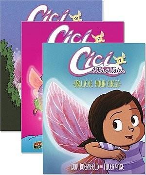 Cover: Cici: A Fairy's Tale — Paperback Set