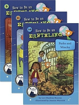 Cover: How to Be an Earthling ® — Paperback Set