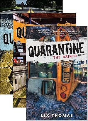 Cover: Quarantine — Paperback Set