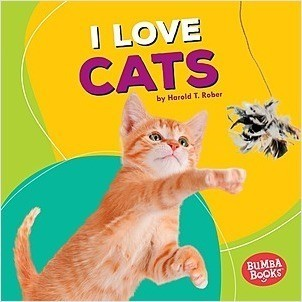 Cover: I Love Cats