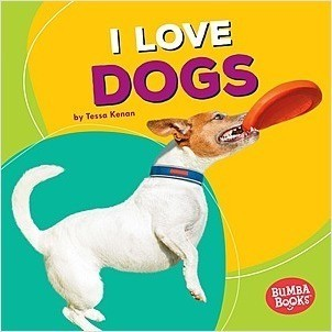Cover: I Love Dogs