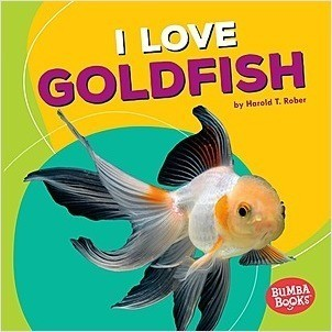 Cover: I Love Goldfish
