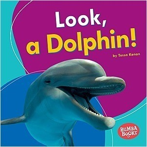 Cover: Bumba Books ™ — I See Ocean Animals — Interactive Books Set