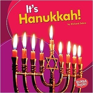 Cover: It's Hanukkah!