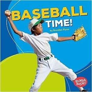 Cover: Bumba Books ™ — Sports Time! — Interactive Books Set