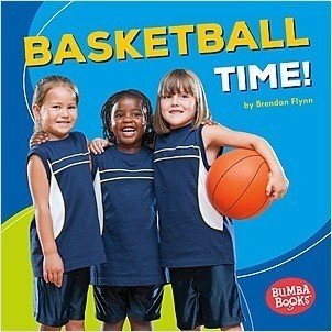 Cover: Basketball Time!