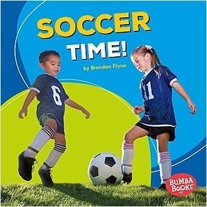 Cover: Soccer Time!