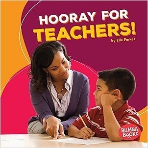 Cover: Hooray for Teachers!