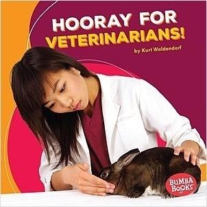 Cover: Hooray for Veterinarians!