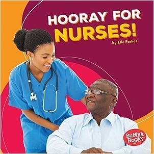 Cover: Hooray for Nurses!