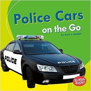 Cover: Police Cars on the Go