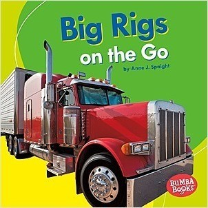 Cover: Big Rigs on the Go