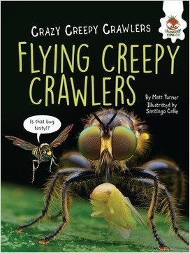 Cover: Flying Creepy Crawlers